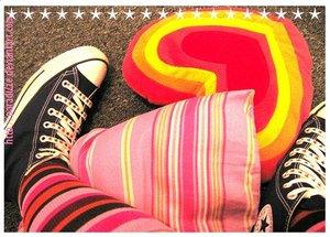 Noha a hezkej polštář